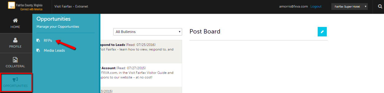 Extranet Guides: Leads 1