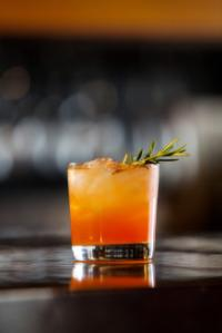Yuletide Cocktail | Bayou Rum