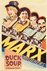 Duck Soup PAC movie poster