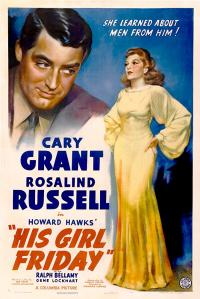 His Girl Friday PAC movie