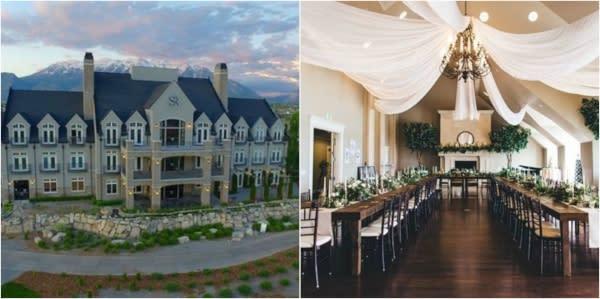 Sleepy Ridge Weddings and Events Utah