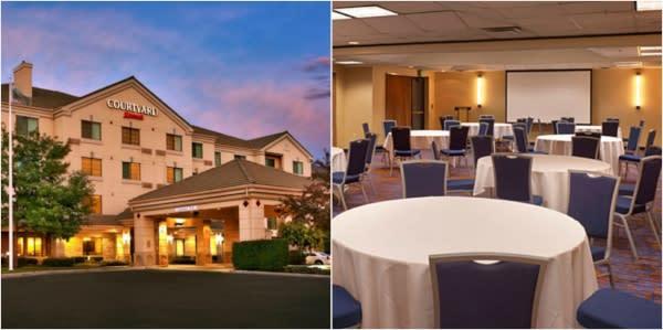 Courtyard  Marriott Hotel & Meeting Space