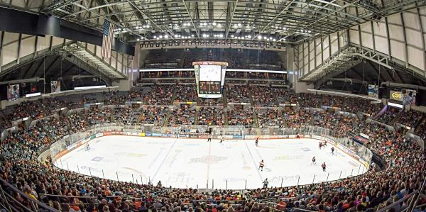 Fort Wayne Komet Hockey