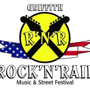 Rock 'N Rail Music and Street Festival