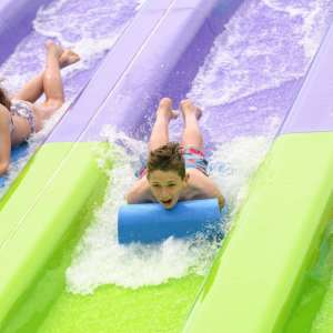Deep River Waterpark OPENS!