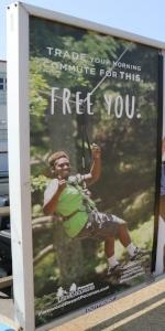 2016 Spring/Summer Co/Op - Platform Posters - MTA - Pocono TreeVentures