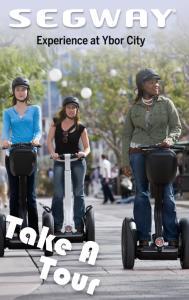 Segway Tours in Ybor City