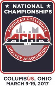 ACHA Nationals logo