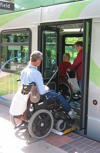 EmX wheelchair access blog