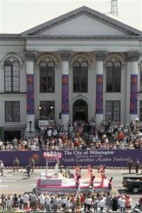 Azelea Fest Parade