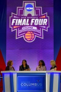 Women's Final Four panel