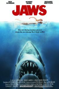 Jaws PAC movie poster