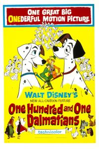 101 Dalmatians PAC movie poster
