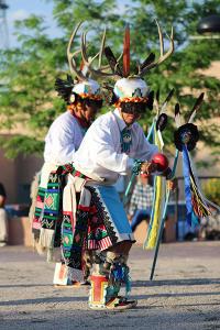 Gallup Antelope Dancers