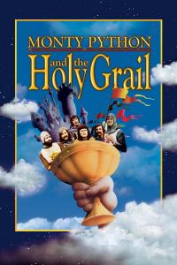 Monty Python PAC movie poster