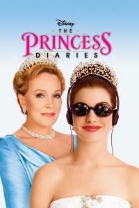 the princess diaries PAC movie poster
