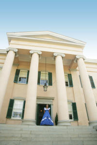 Milledgeville's Old Governors Mansion