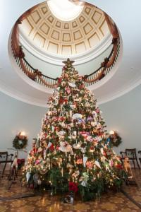 Christmas at the Old Governors Mansion Milledgeville