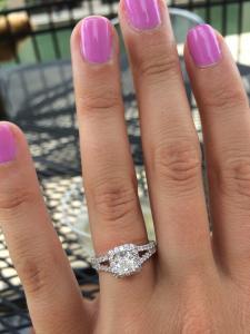 Jack Helton wedding ring