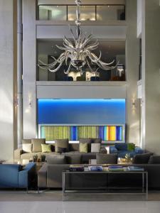 Hotel Murano lobby