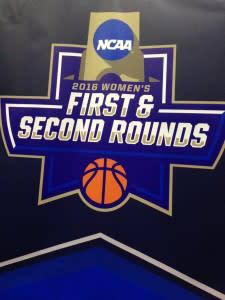 NCAA Womens Basketball Playoff Logo 2016