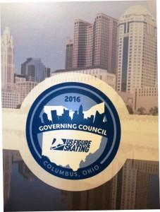 Skating Governing Council Logo