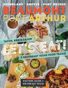 Southeast Texas Official Visitors Guide 2017-2018