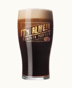 It's Alive Pumpkin Porter