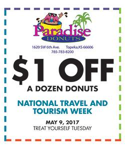NTTW Paradise Donuts