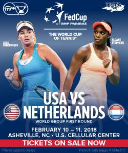 fed cup ticket sale