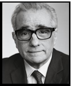 Martin Scorsese - Photograph by: Brigitte Lacombe