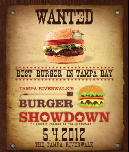 Burger Showdown in Downtown Tampa Bay
