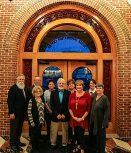 GV Heritage Foundation Board Picture