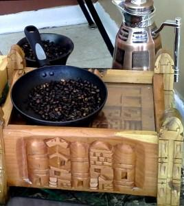coffee setup