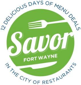 SavorFortWayne-logo