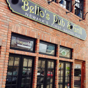 Bello's Pub & Street in Newark