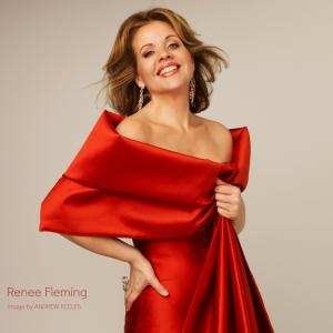 Renee Fleming image by Andrew Eccles