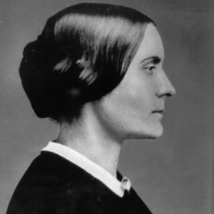 Young Susan B. Anthony