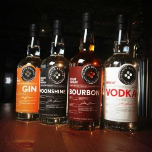 Black Button Distilling in Rochester, NY