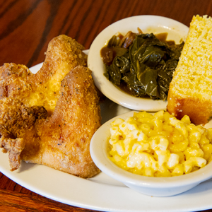 The best places to eat soul food in newark soul food plate soul food forumfinder Images