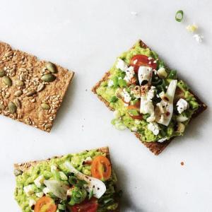 Rustiq Sourdough Crackers