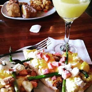RA Flatbread Brunch
