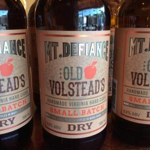 Mt Defiance Bottles