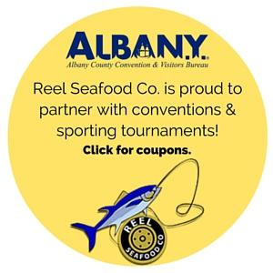 Reel Seafood Coupons