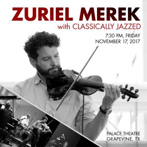 Zuriel Merek PAC live event