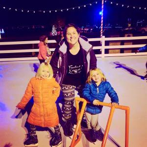 Avon Ice Rink (photo credit: Meghan Stritar)