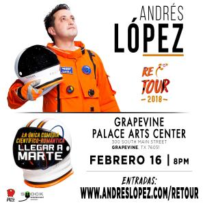 Andres Lopez PAC event