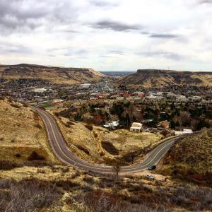 Lookout Mountain View of Golden