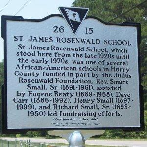 St. James Rosenwald School