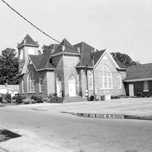 Mt. Olive Baptist Church, Georgetown